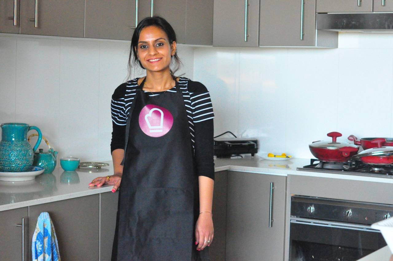 Shikha - Home Cooked Meals Delivered Mascot