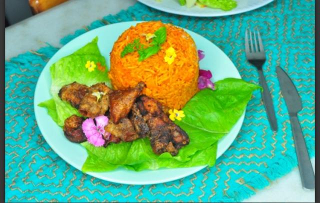 Naija's feast